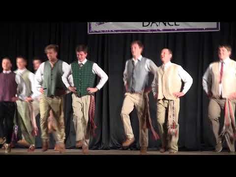 Northwest Folklife Festival 2018 - Dance group Lietutis