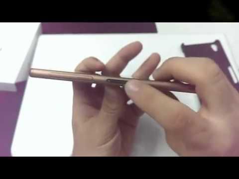 جو ال سوني اكسبيريا Z3  ذهبي  :: Sony Xperia Z3 Dual