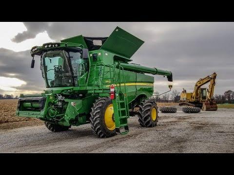 Goliath Has Arrived! - NEW John Deere S690