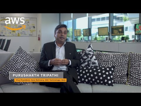 DXC Transforms Service Desks and Improves Customer Experience with AWS