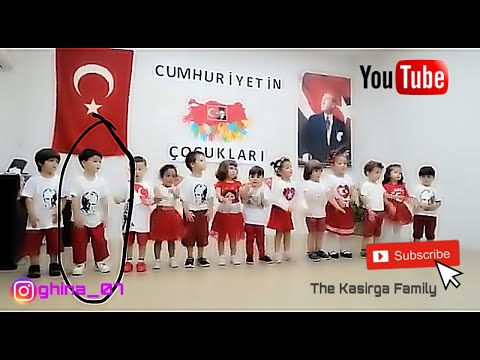 A Ram Sam Sam  song | nursery song for kids with dance | Turkish song