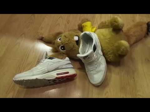 Nike Air Max Classic stomp, trample plush / stuffed animal thumbnail