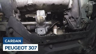 Changer le Cardan - Peugeot 307