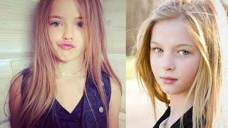 Najpiękniejsze dziecięce modelki