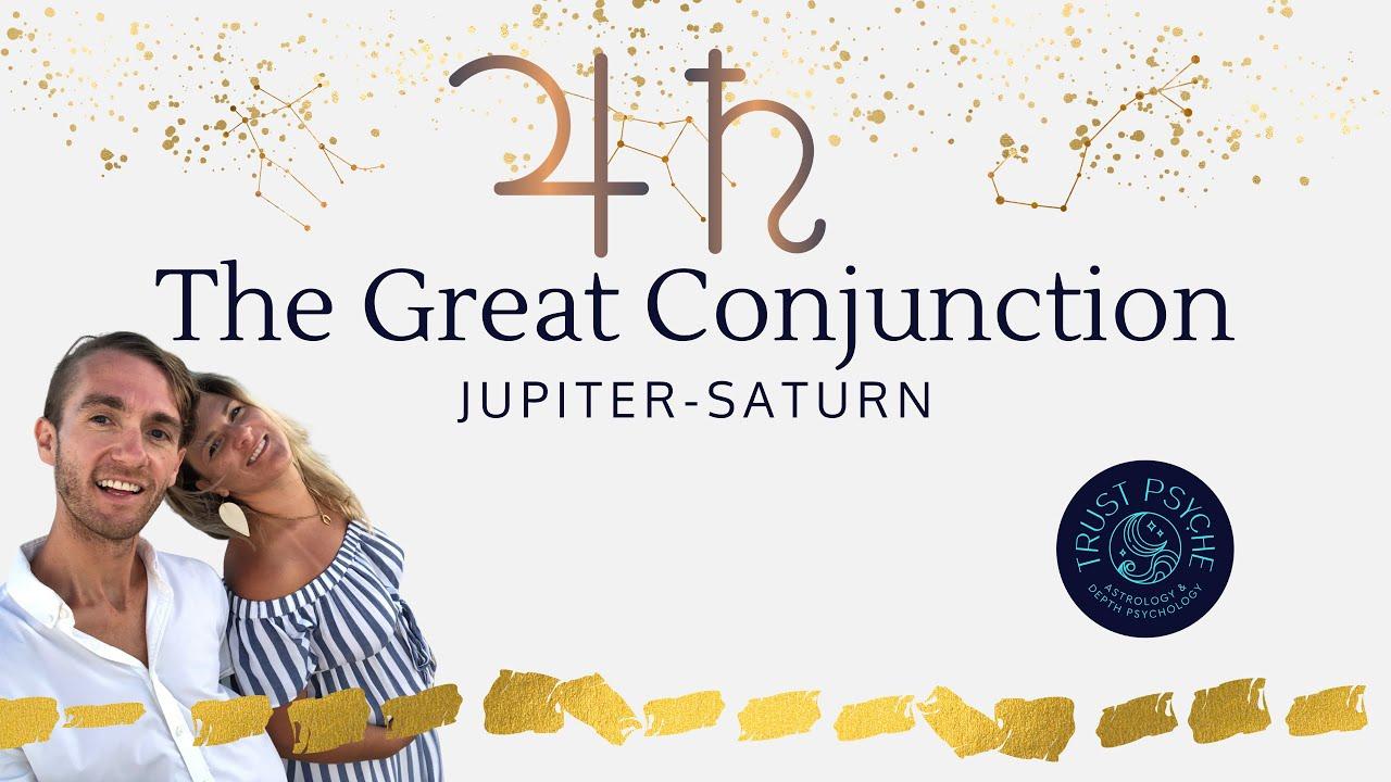 The Great Conjunction: Jupiter and Saturn (Stream 21) | Jessica DiRuzza | trustpsyche