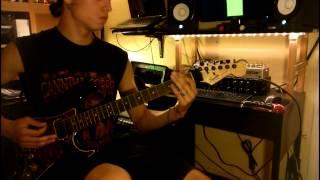 Coal Chamber - Empty jar (guitar cover in HD/HQ)