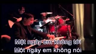 Ta Muốn Cùng Em Say (Đăng Khánh) - Nguyên Khang (Karaoke - Concert)