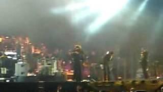 Die Fantastischen Vier - Populär (live @  Rheinfeiern 31-12-2009 Rhein Energie Stadion Köln)