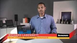 Lenovo ThinkPad X1 Hybrid - Představení funkcí (české titulky)