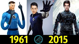 😎 Мистер Фантастик - Эволюция (1961 - 2015) ! Кто Он Такой ➰?