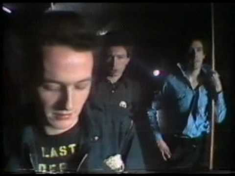 The Clash Tony Parsons Interview pt 2