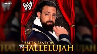 "WWE: ""Hallelujah"" (Damien Sandow) Theme Song + AE (Arena Effect)"