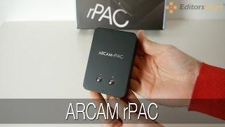 видео Arcam miniBlink, купить внешний ЦАП Arcam miniBlink