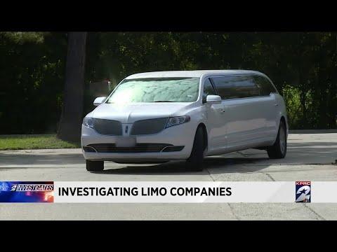 Investigating limo companies