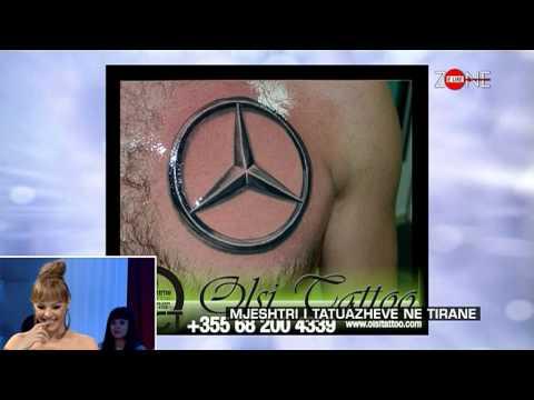 Zone e lire - Mjeshtri i Tatuazheve ne Tirane! (26 qershor 2015)