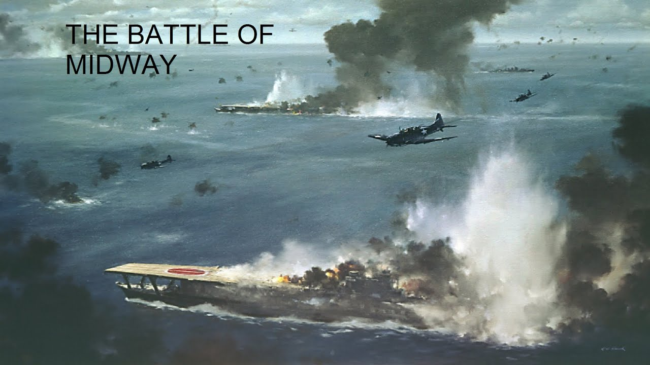 essays on the battle of midway Check out our top free essays on battle of midway to help you write your own essay.