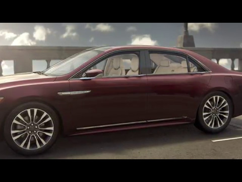 lincoln continental active motion massage rear seats youtube. Black Bedroom Furniture Sets. Home Design Ideas