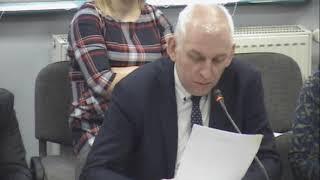 III Sesja Rady Miasta Działdowo – 20.12.2018