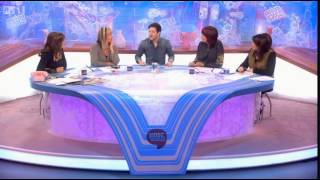 Matt Cardle - Loose Women - 4.1.13