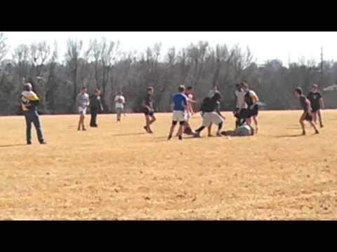 Rugby Practice Nebraska All Stars