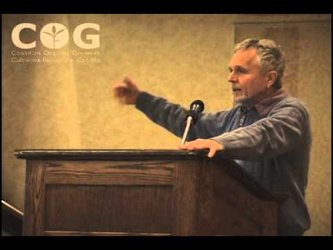 Thierry Vrain - Changing Perspectives on GMO's and What Happens When GMO's Escape