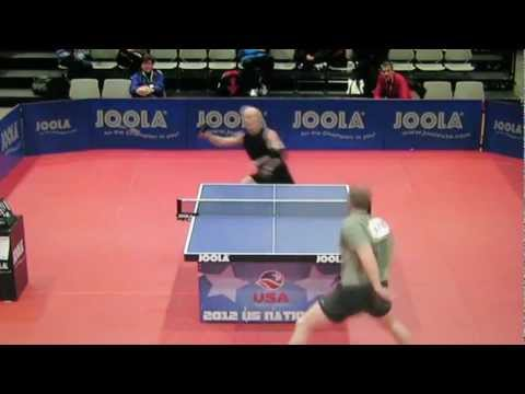Trevor Runyan vs Adoni Maropis (hardbat final 2012 US Nationals)