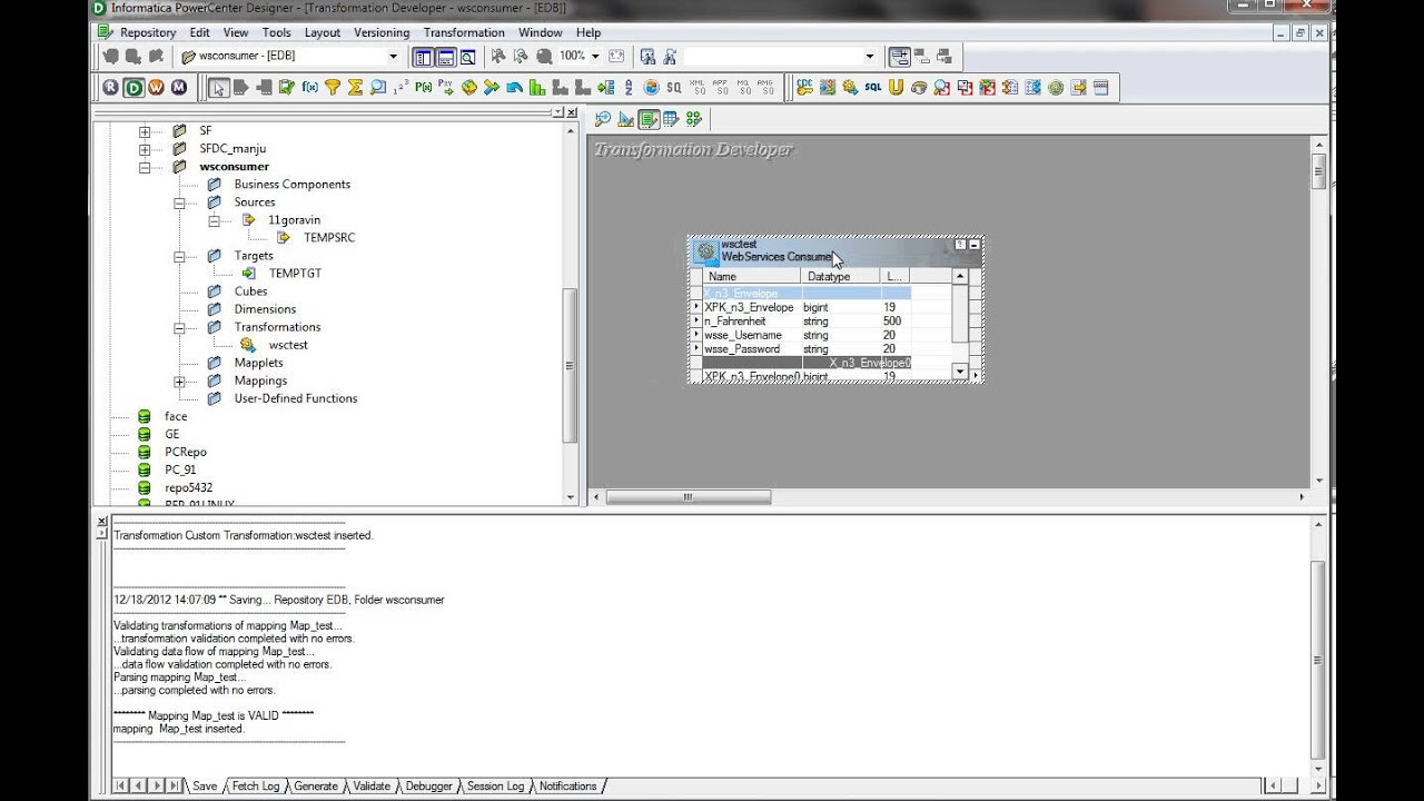 How to download Informatica Power center 9.6.1 - YouTube