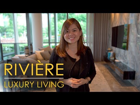 Rivière - Luxurious Waterfront Living in Singapore along Singapore River!