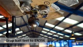 StoVentec Glass Cladding: Impact & Blast Testing