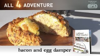 Bacon and Egg Damper: Bush Cook