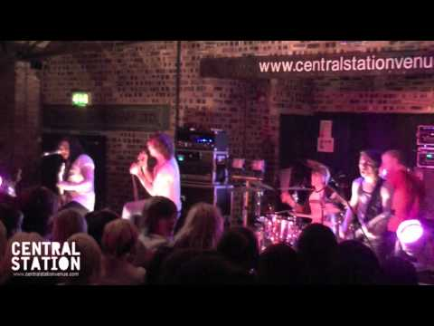 Shadows Chasing Ghosts Live At Central Station Venue (Wrexham)