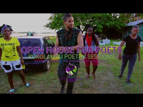 KokoLampu Poetry Sessions 7 - Open HOUSE for Poets (episode 1)