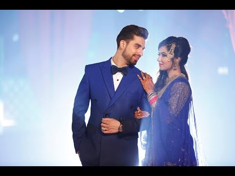 Punjabi Reception Highlights | Abhi & Anmol | 2017