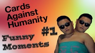 Awkward Korean Sauna - Cards Against Humanity w/ Val Anyr & Val Zhwan(Both my friends and I had an awesome time going to hell, I hope you enjoy our journey there! Follow me on twitter: https://twitter.com/happygoatgamer Music by: ..., 2016-01-23T06:53:17.000Z)
