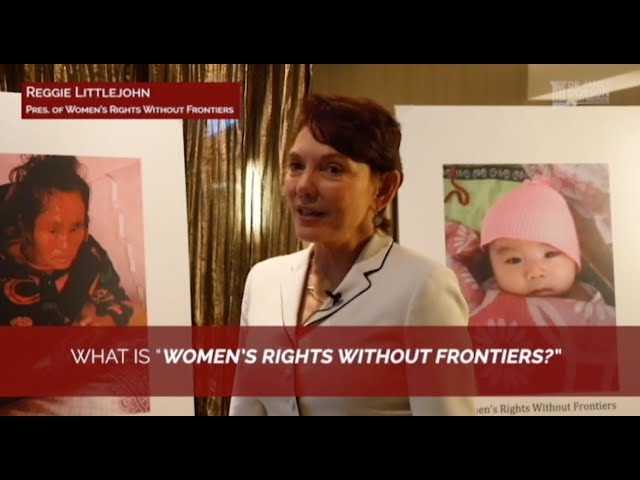 Women's Rights Without Frontiers with Reggie Littlejohn | with Dr. James Dobson's Family Talk