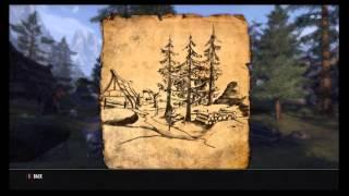 Stonefalls Treasure Map V Location - Elder Scrolls Online - clipzui.com