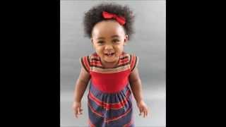 Ankara Fabric: Fashion for Kids Aisu Kids S/S14 Thumbnail