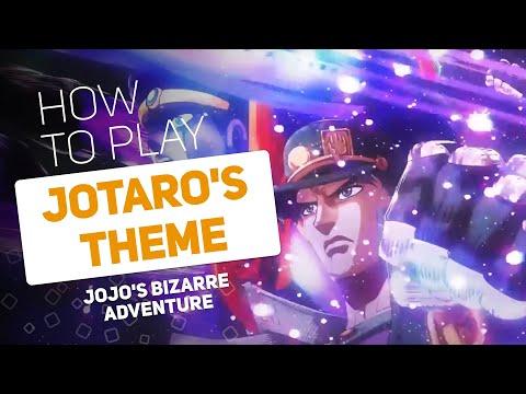 JoJo's Bizarre Adventure -Jotaro's Theme | SUPER PADS KIT ORA