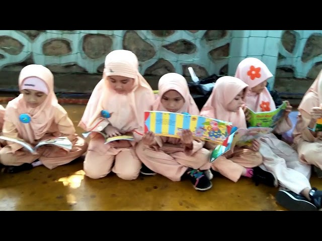 Belajar Di Luar Kelas SD IAS Al-Jannah