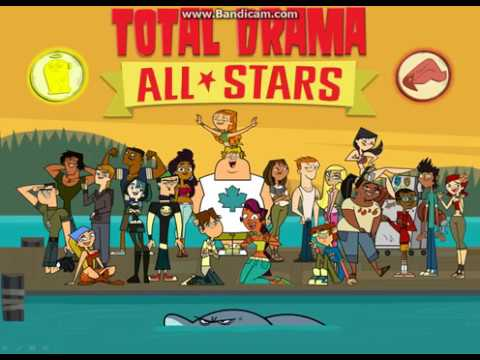 Total Drama All-Stars (My Way) (Own Cast) [NEW VERSION]