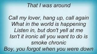 Angie Stone - Wish I Didn't Miss You Lyrics