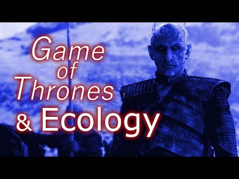 Game Of Thrones And Ecology
