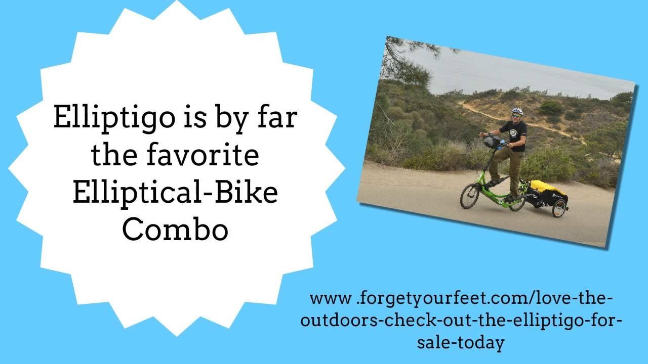 Elliptigo For Sale Review Of The Best Elliptical And Bike Combo