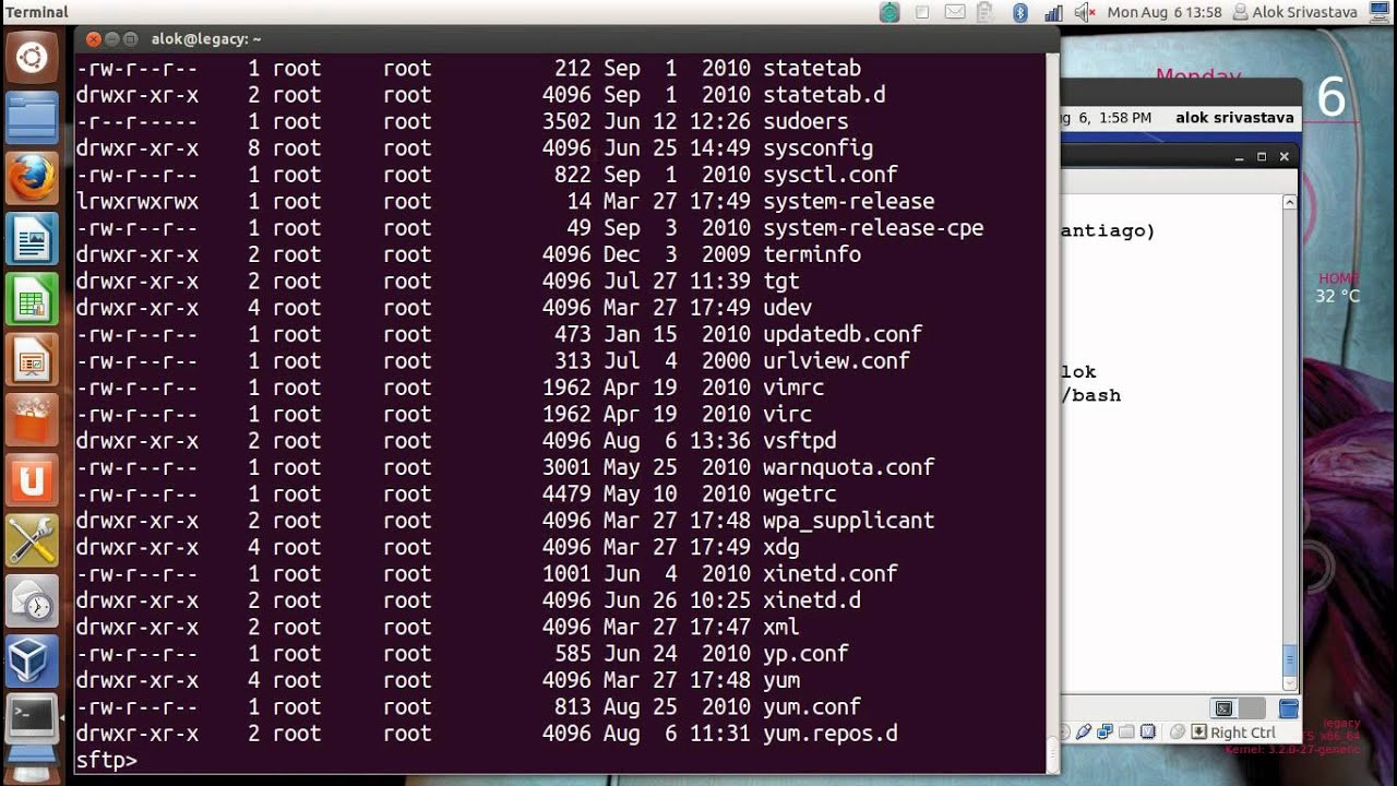SFTP Server Chroot Configuration | How to Setup Chroot SFTP in Linux