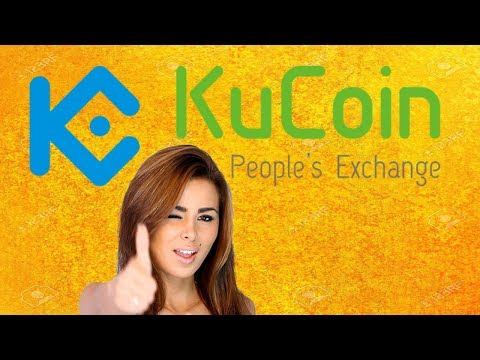 KuCoin (KCS) Exchange Tutorial - Buy Red Pulse, DragonChain, Oyster Pearl on KuCoin