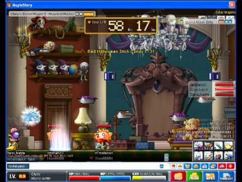 Poison Poopa | MapleStory | HS.MapleSEA