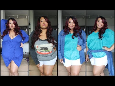 Plus Size Haul & Review: Genx PLUS Try-on!