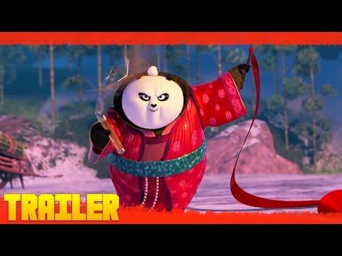 Kung Fu Panda 3 (2016) Tráiler Oficial #2 Subtitulado