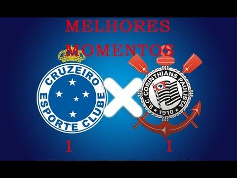 MELHORES MOMENTOS - CRUZEIRO 1 X 1 CORINTHIANS [01/10/2017] HD!