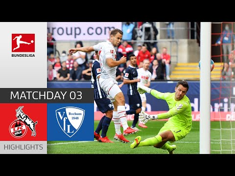 Köln Bochum Goals And Highlights
